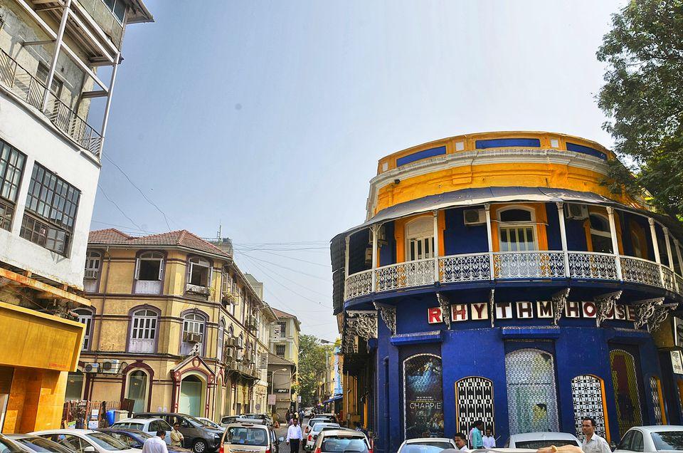 Kala Ghoda, Fort, Mumbai.