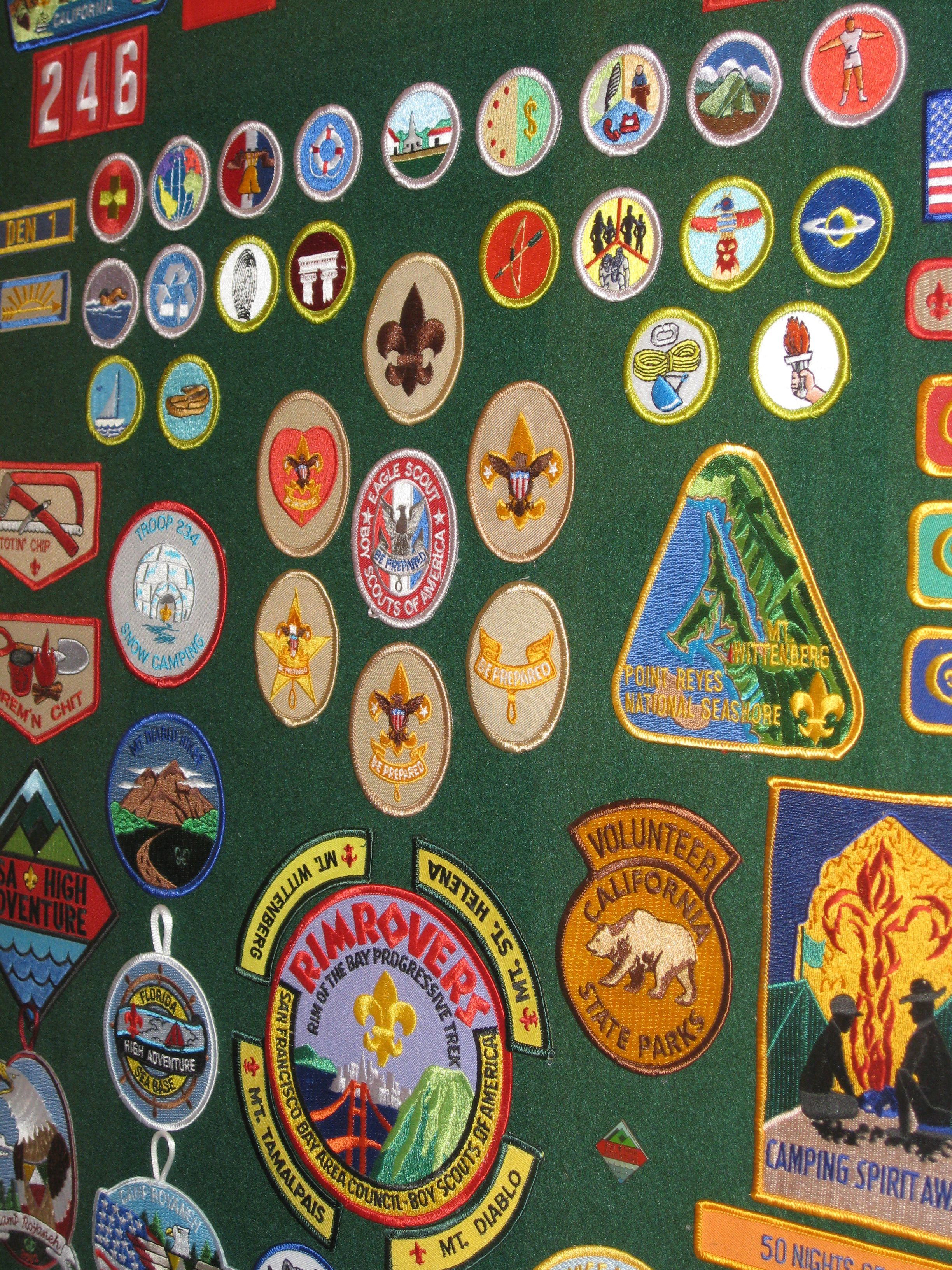 Tips to make boy scout merit badges easier robcynllc Choice Image