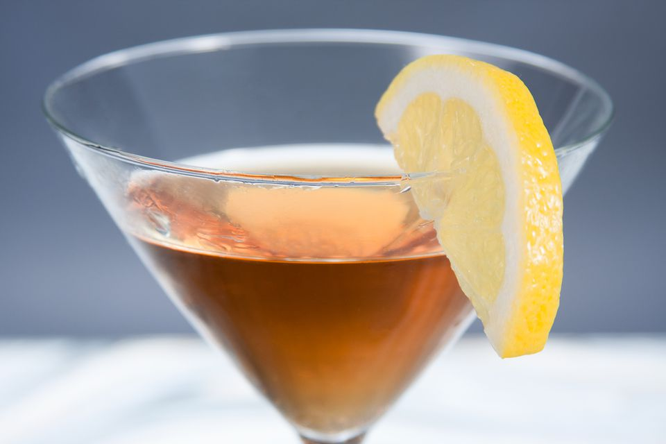 Boston Sidecar Cocktail
