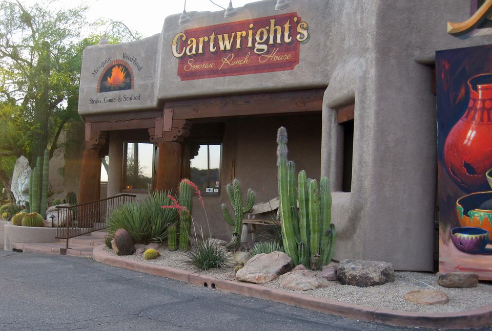 Cartwright's Sonoran Ranch House