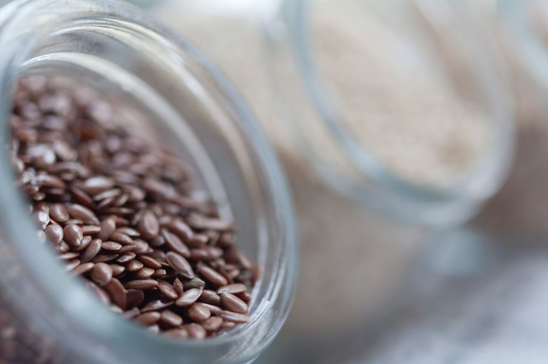 flaxseeds are phytoestrogens