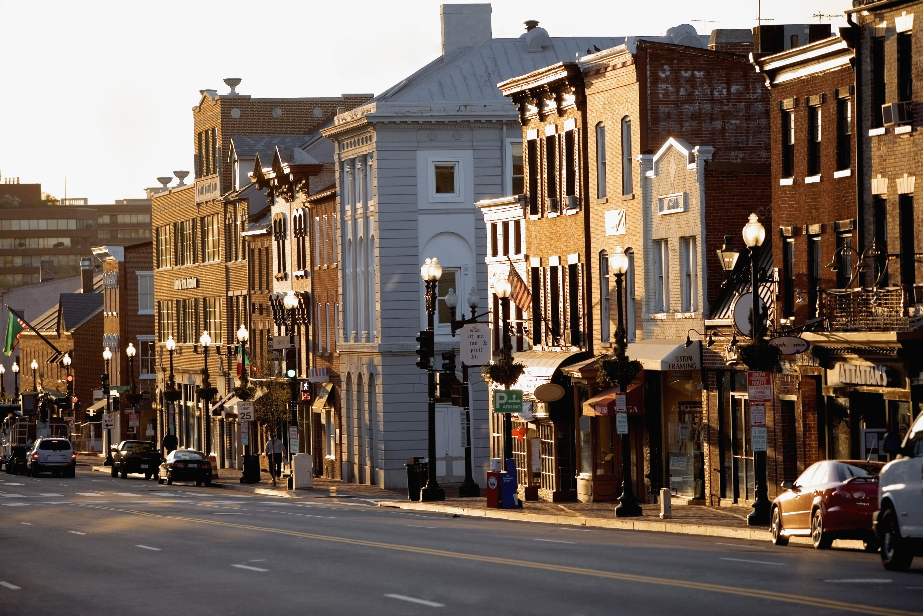 Top 10 Things to Do in Georgetown, Washington DC