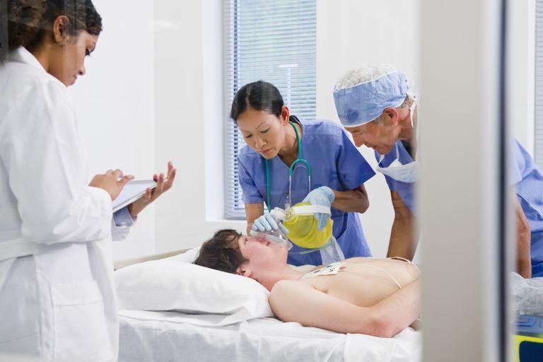 E.R. Patient