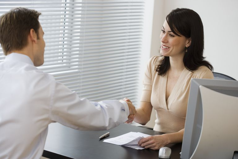 Holding an exit interview gives an employer valuable information.