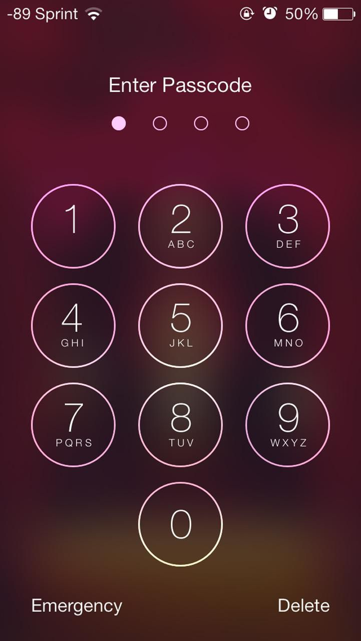 How To Strengthen Your Iphones Passcode