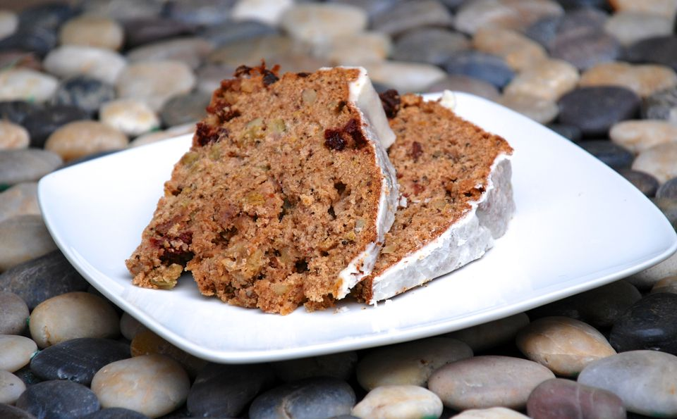 Chilean Holiday Fruitcake - Pan de Pascua