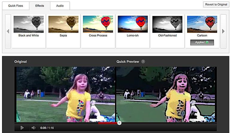 Edit videos on youtube add effects with the youtube video editor ccuart Image collections