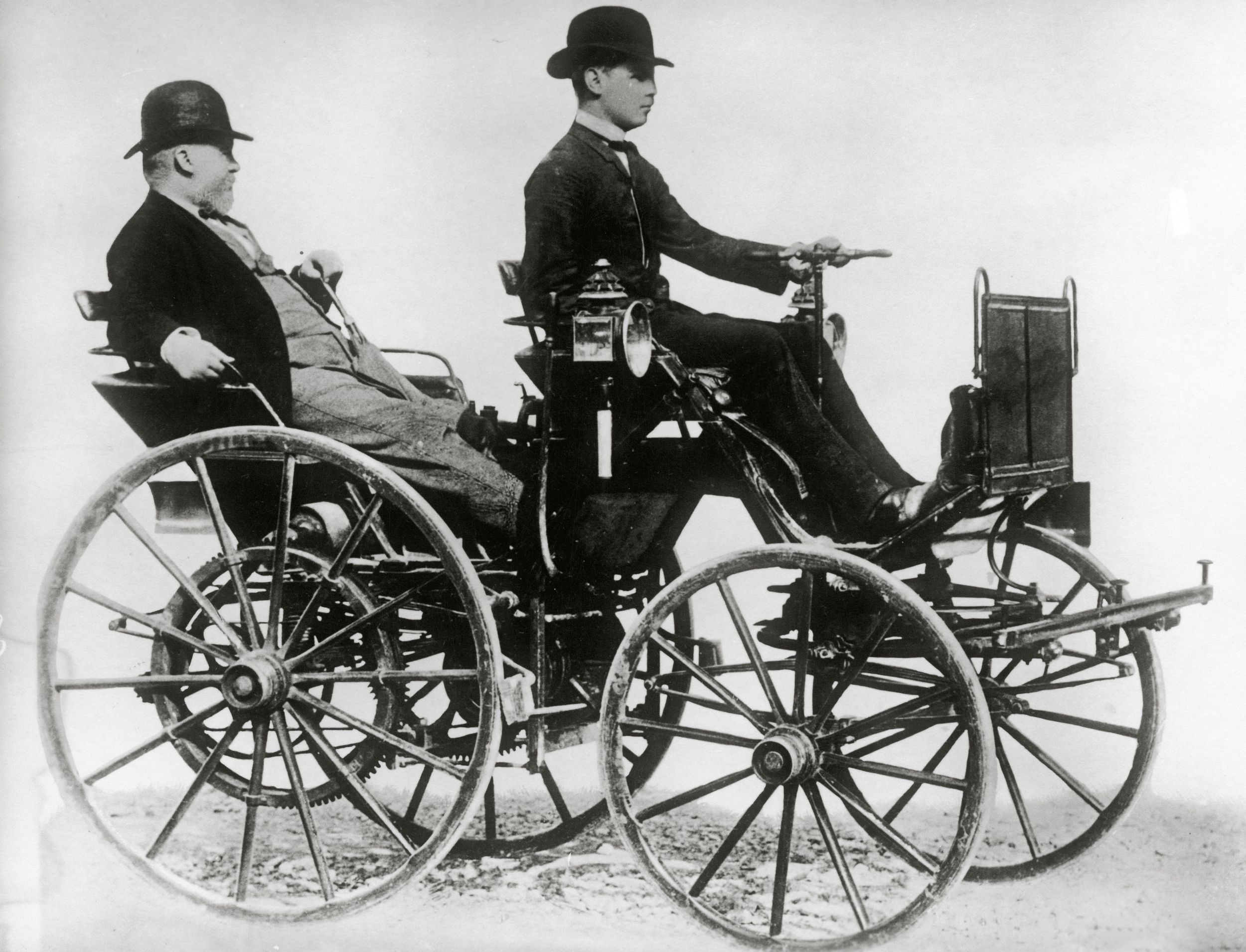 The Story of Automobile Inventor Gottlieb Daimler