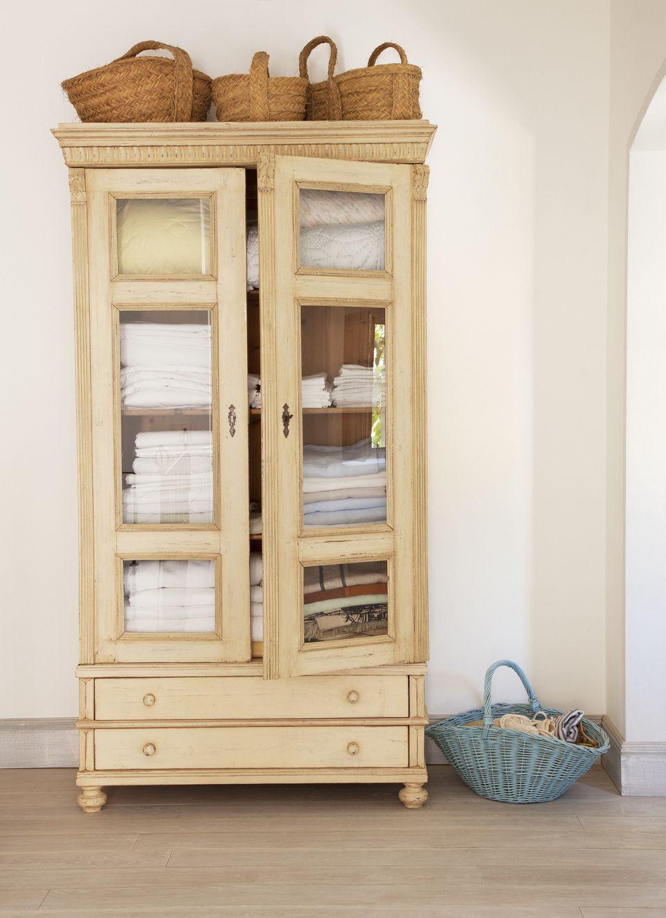 Use Vertical Storage Space