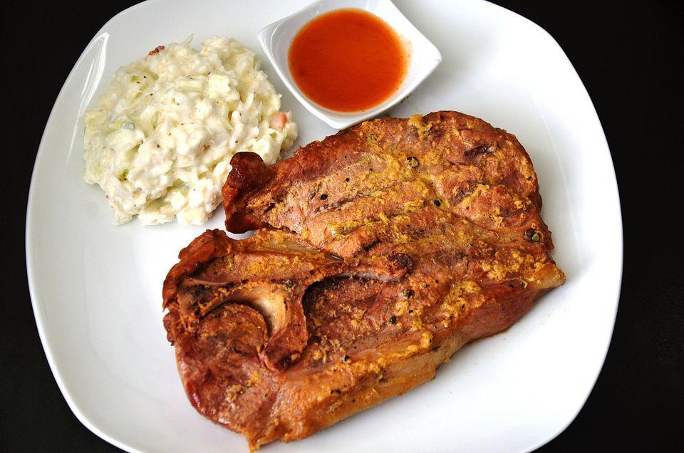 Pulled Pork Steak
