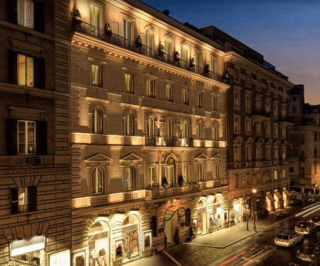 Hotel Artemide - room photo 11026195