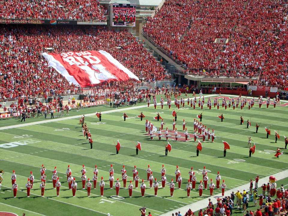 Nebraska game day experience