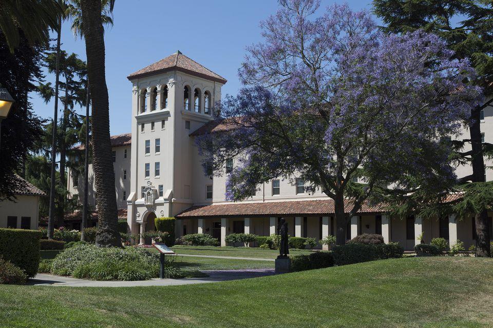 Mission Santa Clara de Asis | Things to do at Santa Clara University