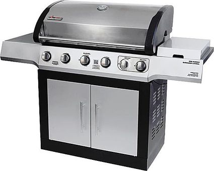 Charmglow 3 Zone With Smoker 810 8905 S Grill Review