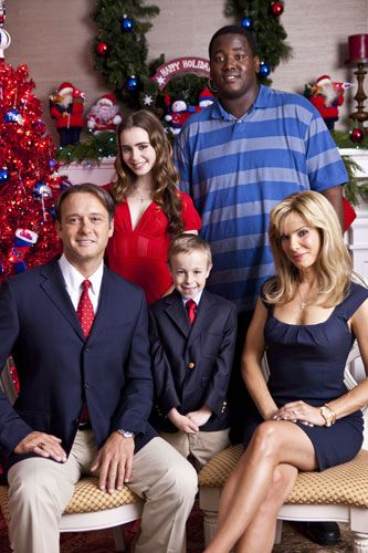 The Cast of The Blind Side