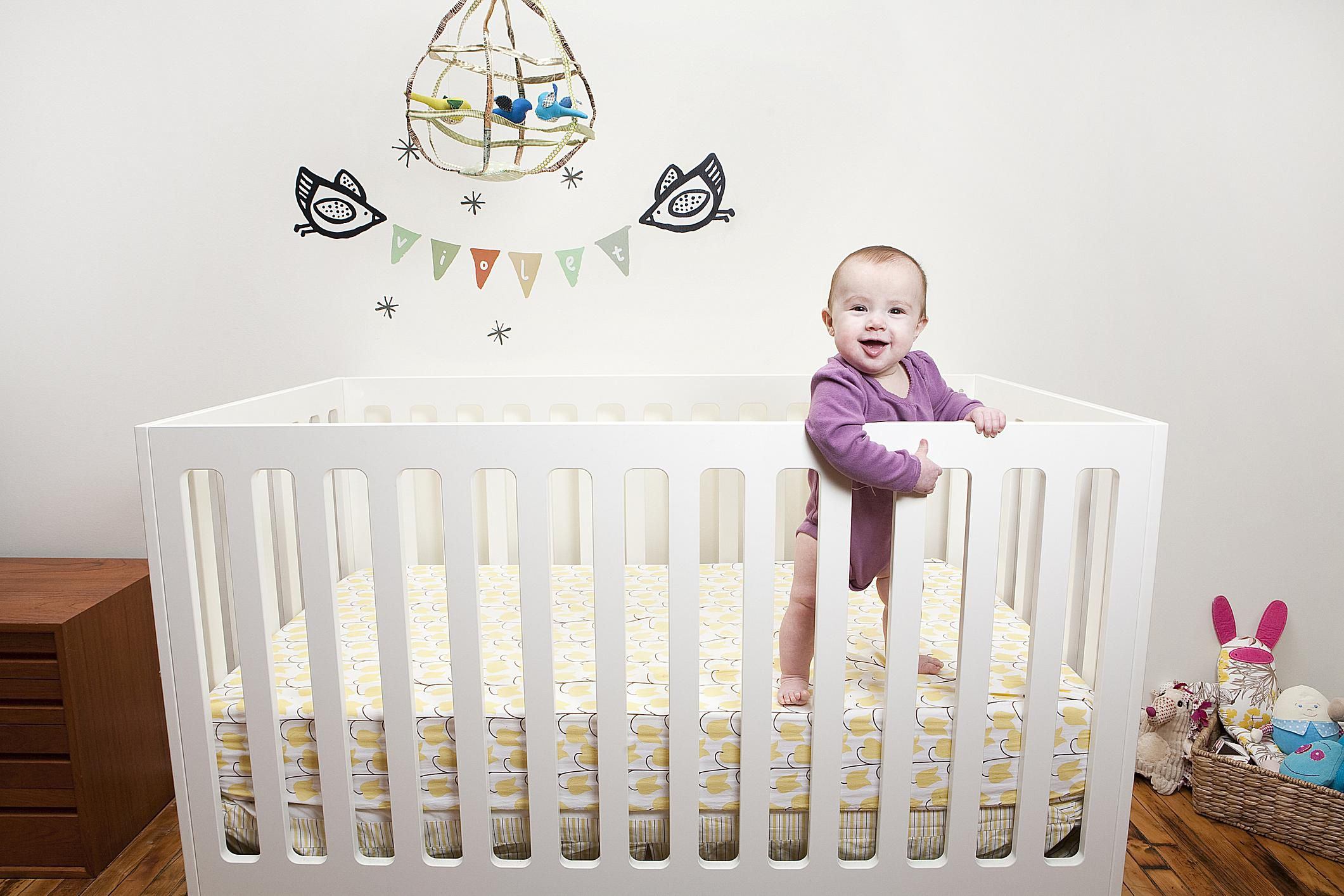 the importance of safety standards in infant crib Double-sided crib mattresses (infant and toddler layers)  importance of addressing edge support  the mattress has met the set safety standards for low.