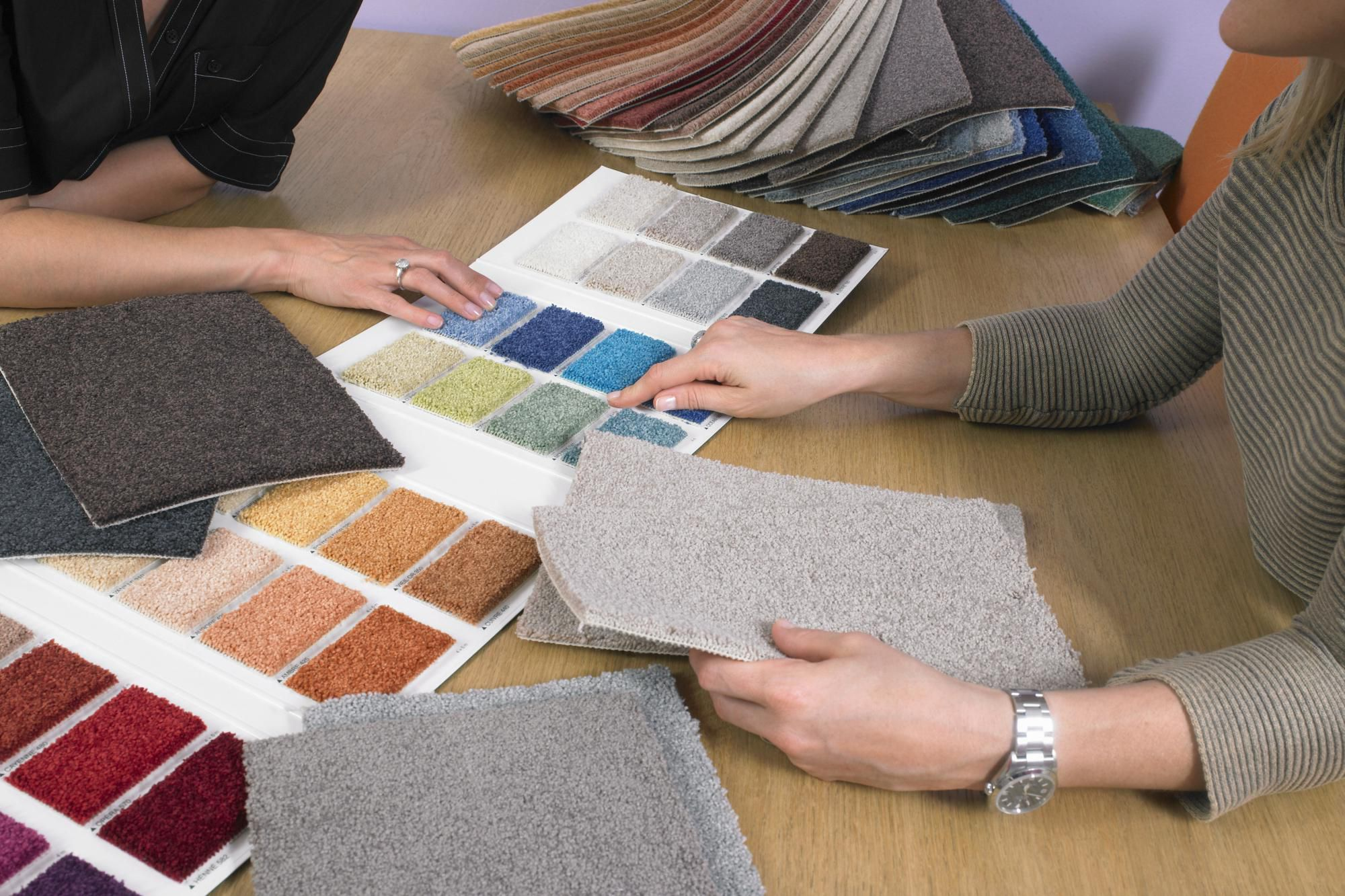 Guide To Choosing A Carpet Color