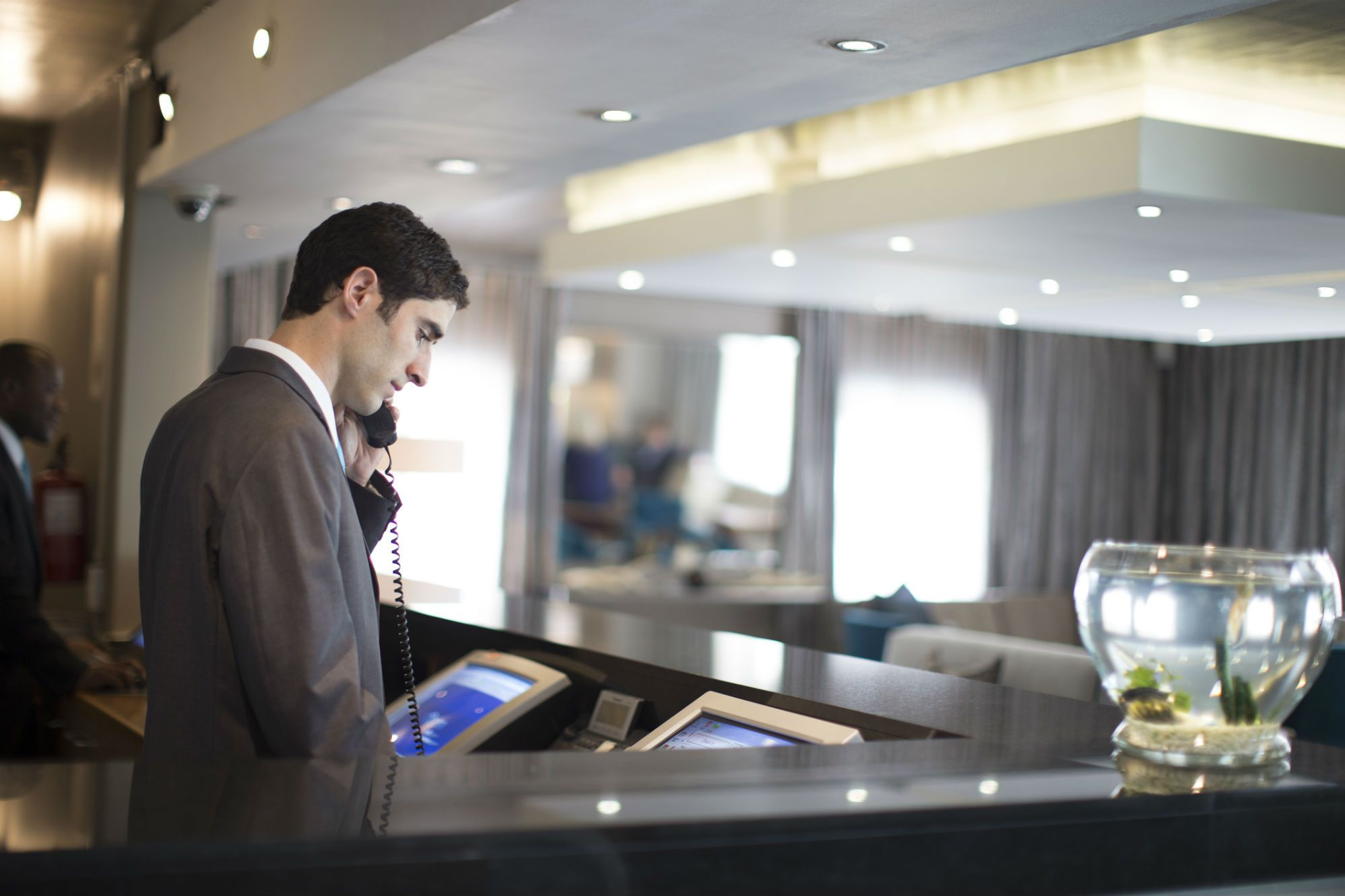 Office Jobs Hiring A Receptionist