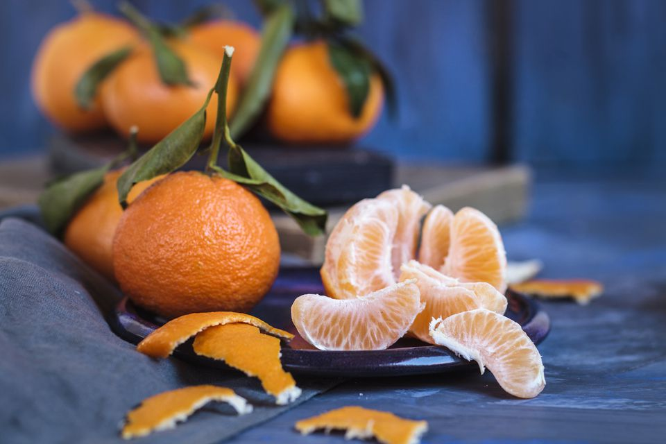 Small Oranges/Tangerines