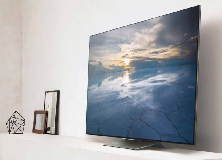 The Sony X940D 4K TV. Pic: Sony