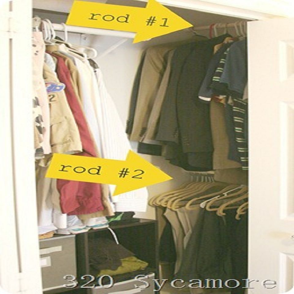 Bedroom Closet Hacks You Need To Know