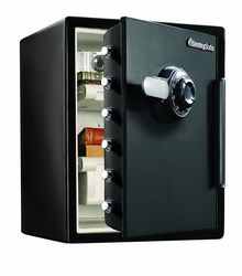 SentrySafe SFW205CWB Water-Resistant Combination Safe, 2X-Large