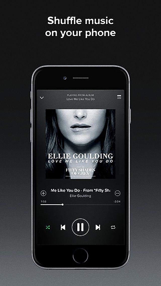Spotify Radio App