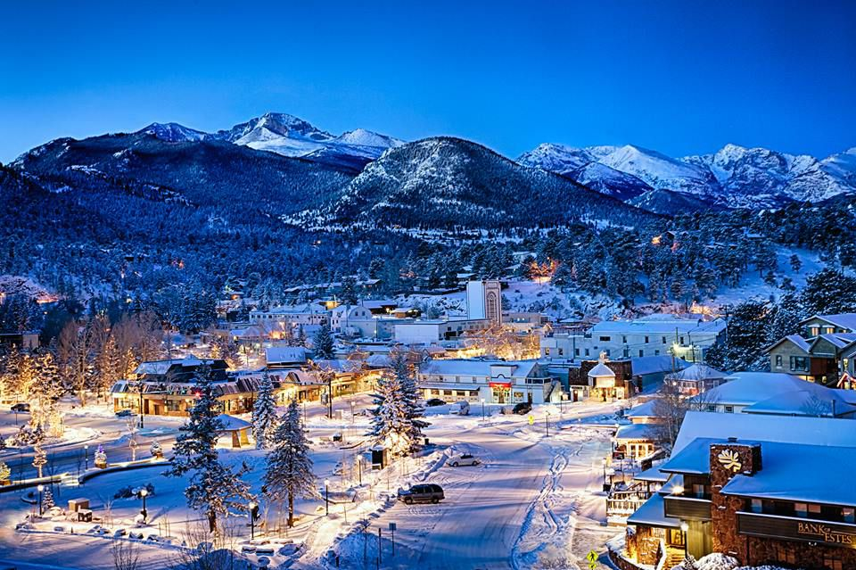 What To Do In Estes Park Colorado In Winter