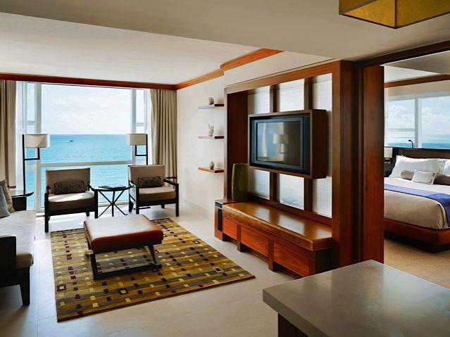 Canyon Ranch Miami Hotel Rooms