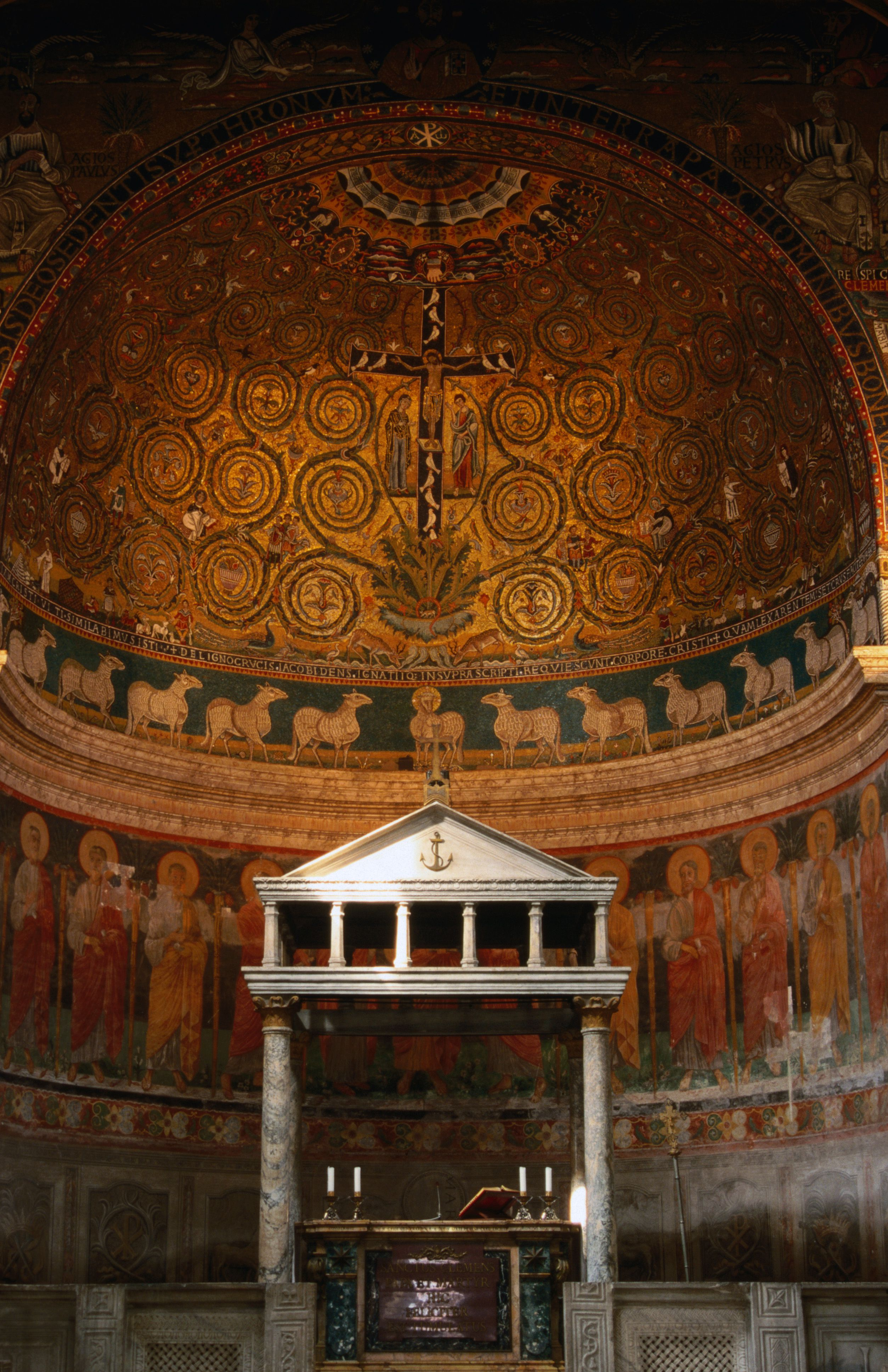 How To Visit The Basilica Di San Clemente In Rome
