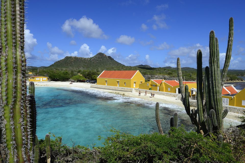 Dutch West Indies, Bonaire island, Washington Slagbaai National Park
