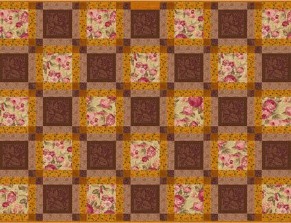 20 Easy Quilt Patterns for Beginning Quilters : easy quilt pattern - Adamdwight.com