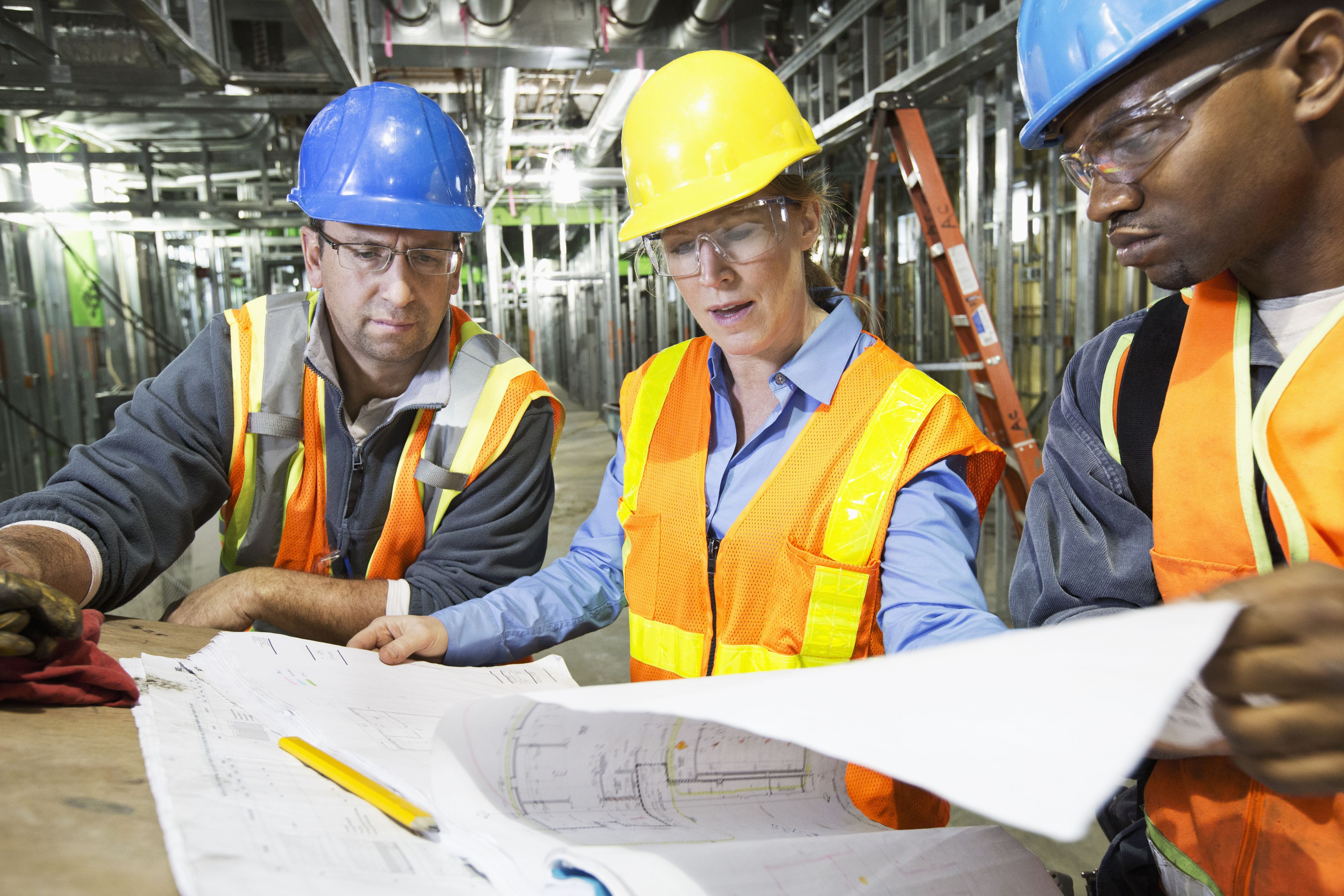 Wob contract opportunities for women in construction for How to read construction site plans