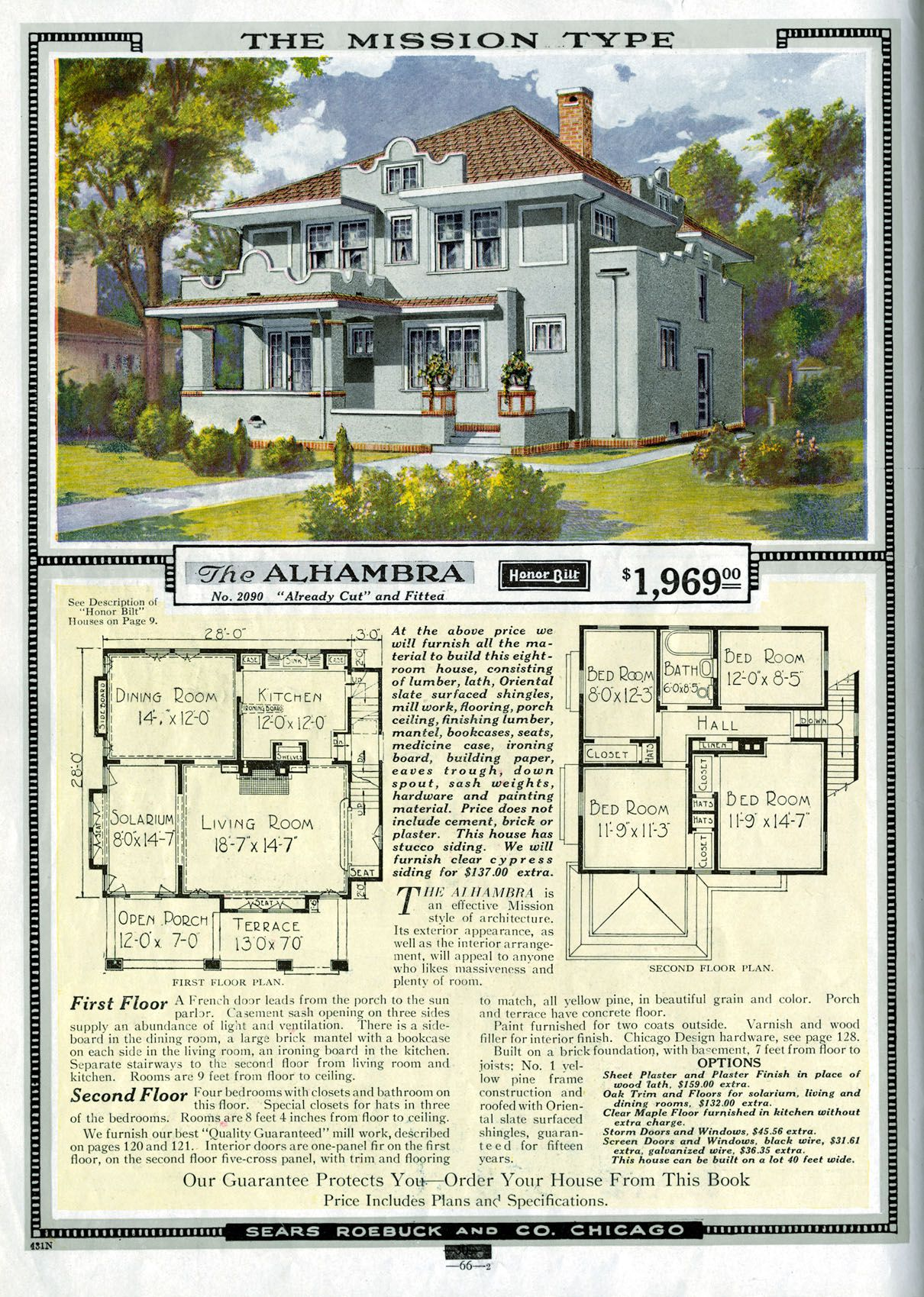 Is your foursquare house from a catalog for House catalogs