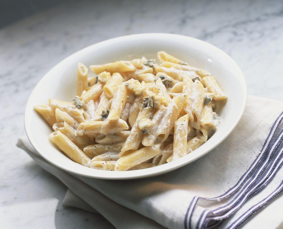 Four-Cheese Pasta