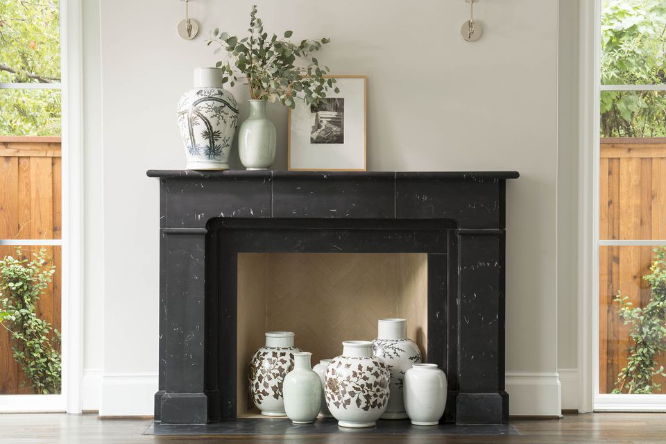 These gorgeous examples will help you find the perfect marble fireplace for your home and personal style.