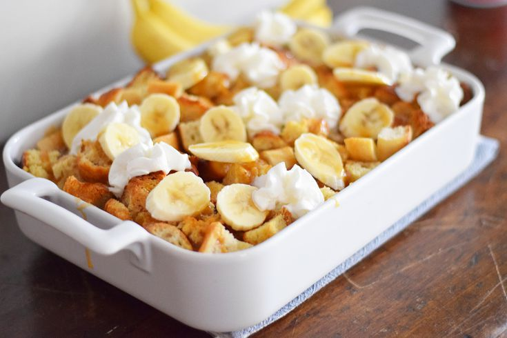 bananas fosters french toast