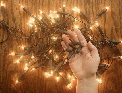 Mini Christmas Light Tester