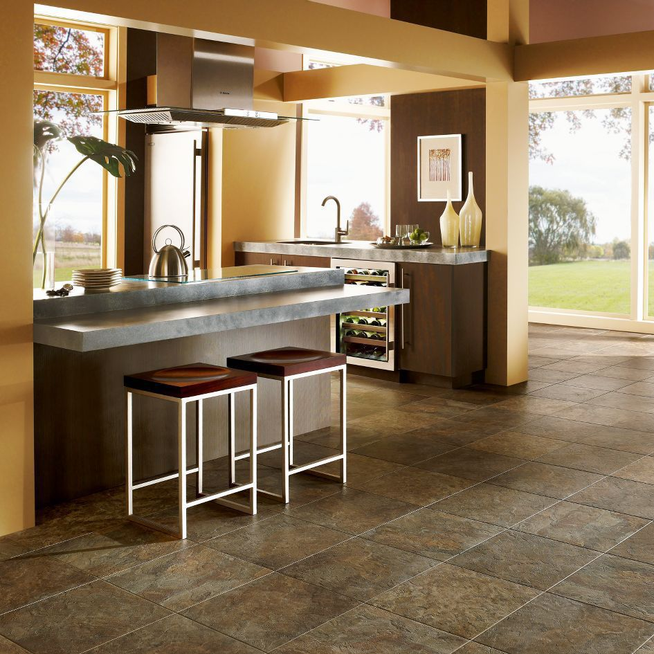 Kitchen floor tiles that are classic durable and trend proof dailygadgetfo Gallery