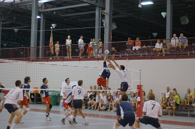 Volleyball at the Spire Institute