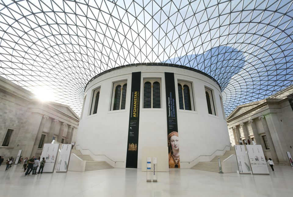 Great Court of the British Museum