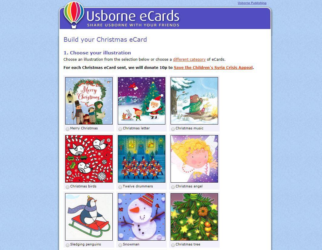 The best christmas e card sites m4hsunfo