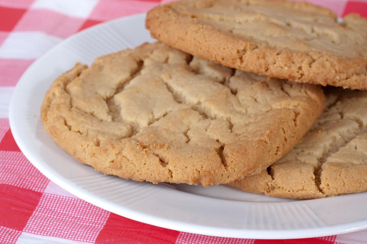 All Natural Peanut Butter Cookies For Dogs