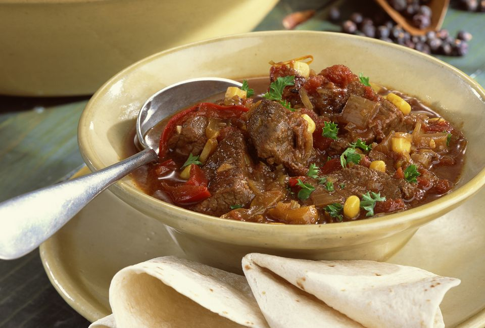 Old Fashioned Beef Stew, Slow Cooker