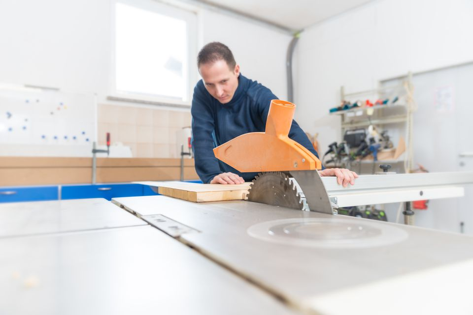 Cutting a Board