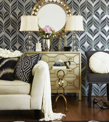 Decorating in the Art Deco Style