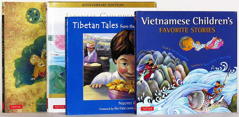 Recommended Children's Short Story Collections