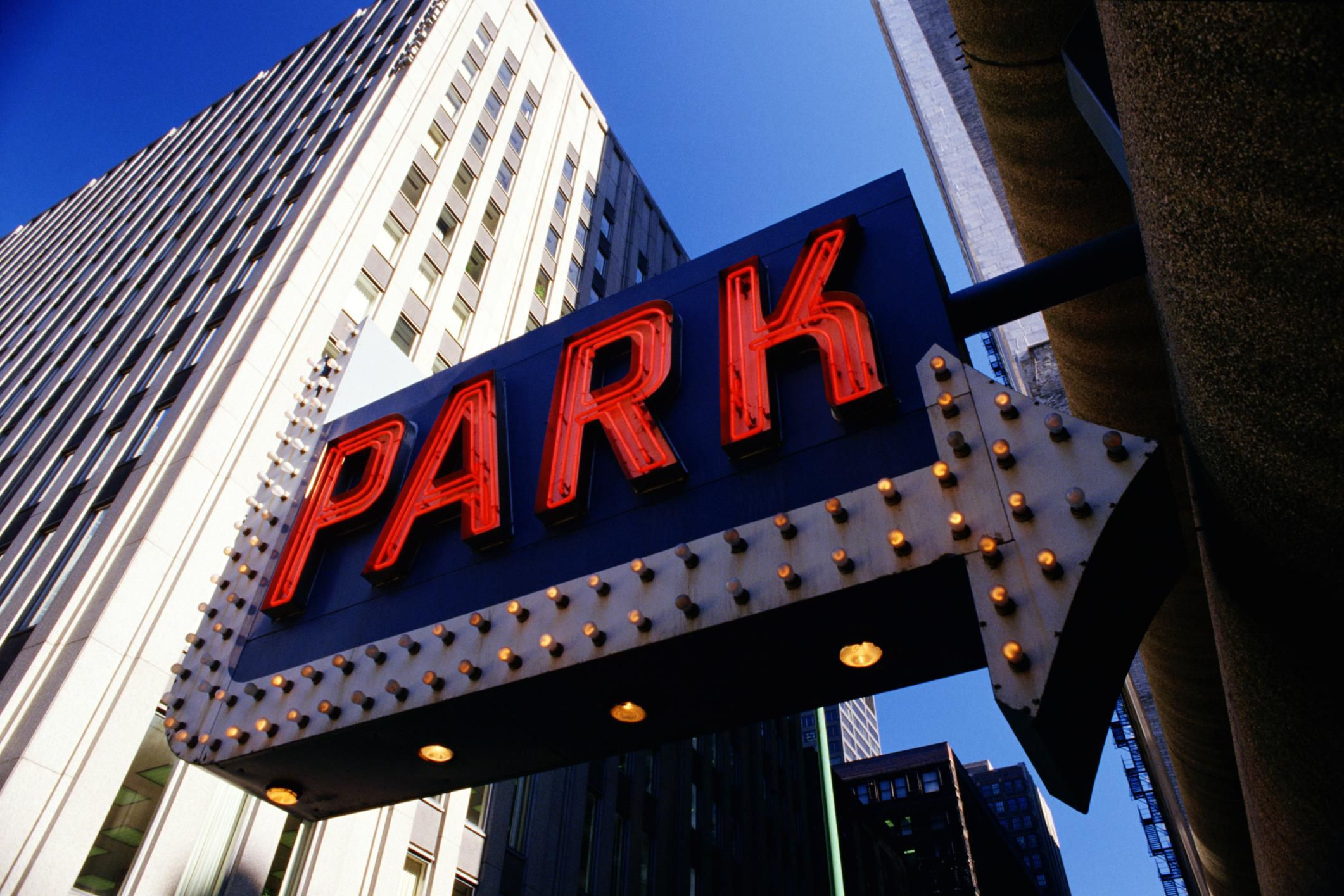 Where To Park In New York City Garages And Street Parking