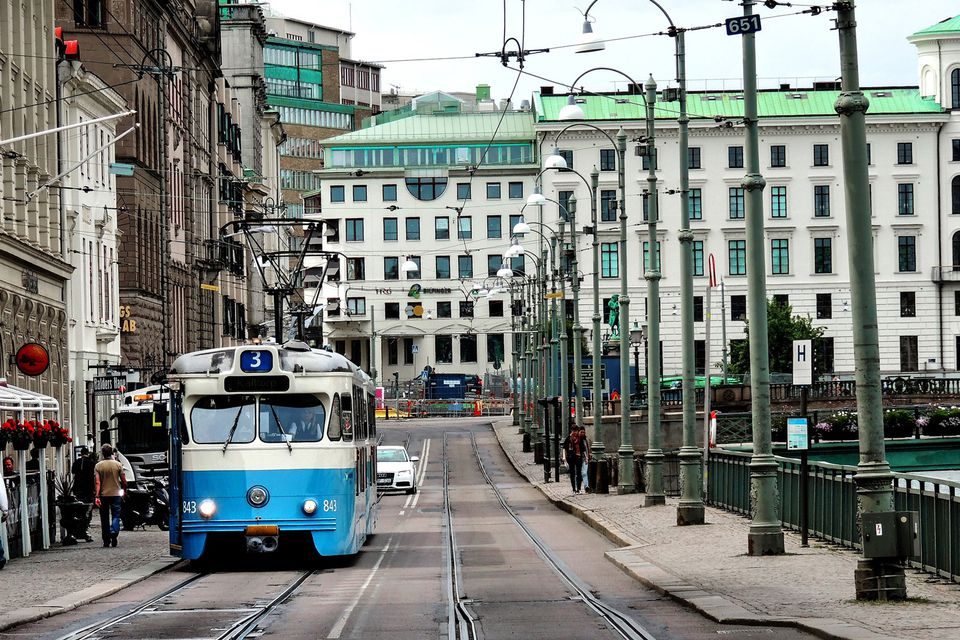 The best cities in sweden travel guide for Hotel vasa gothenburg