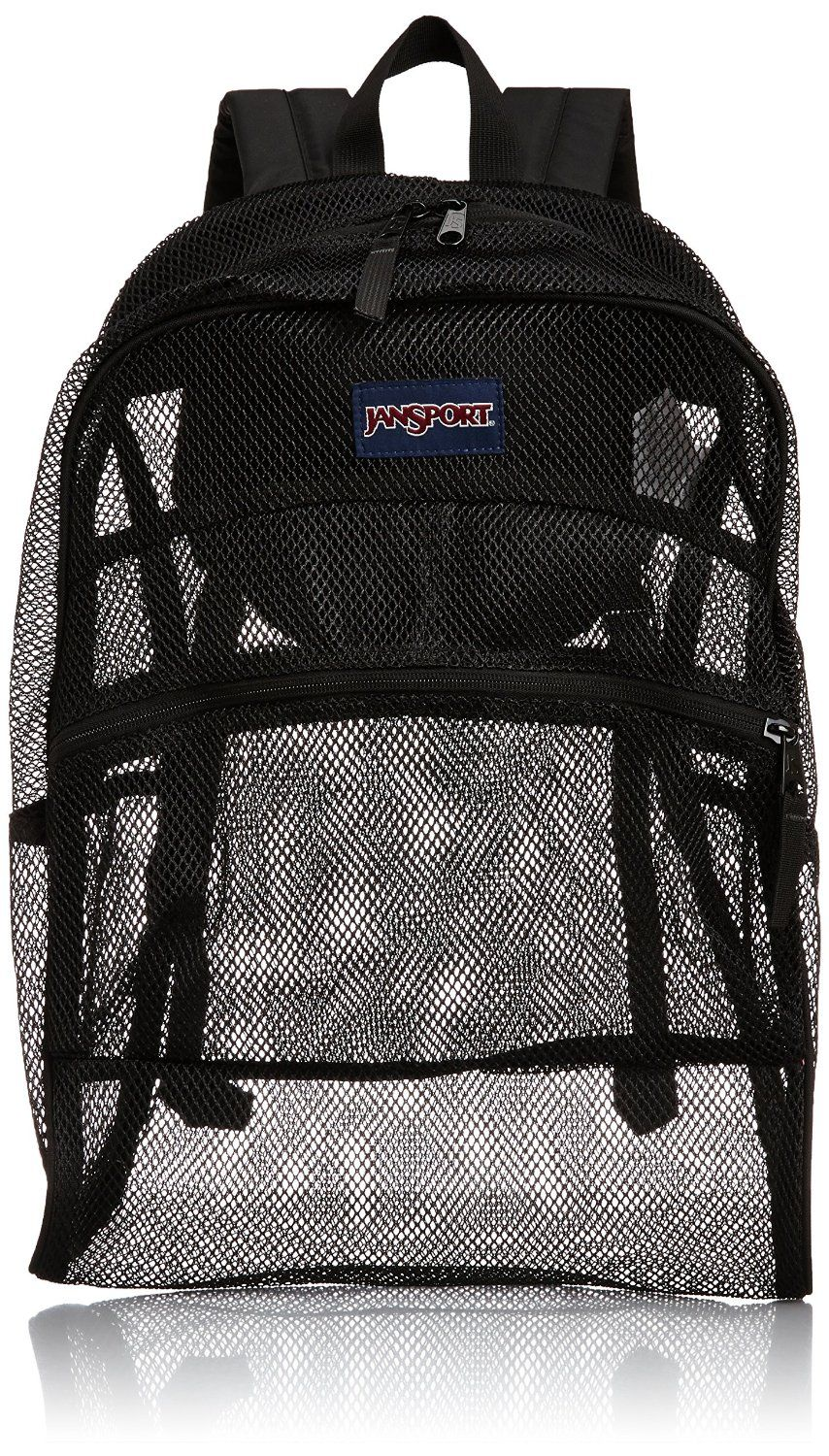 Last Year My Daughters School Required See Through Backpacks And So This Is The Backpack She Now How Has I Wasnt Crazy About Mesh At First